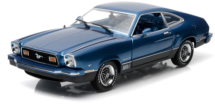 1:18 1976 Ford Mustang II Mach 1