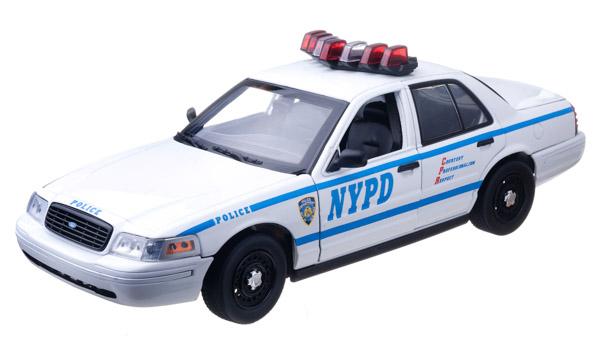 NYPD Interceptor (Lights and Sound)