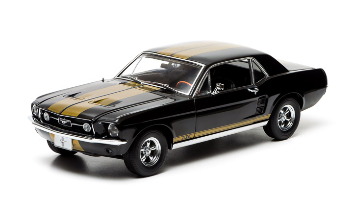 1:18 1967 Ford Mustang Coupe