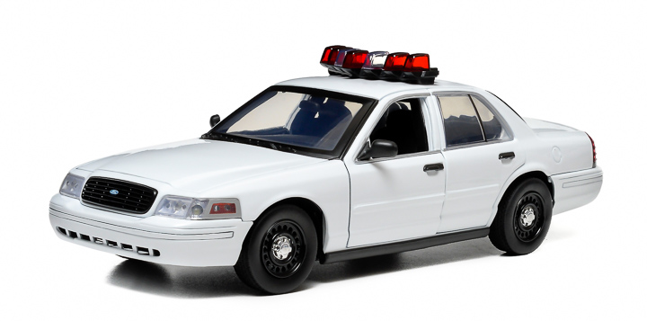 1:18 Ford Crown Victoria Police Interceptor