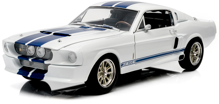 1:18 1967 Shelby GT-500