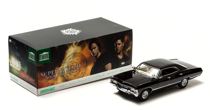 Supernatural (TV Series 2005) 1967 Chevrolet Impala Sport Sedan