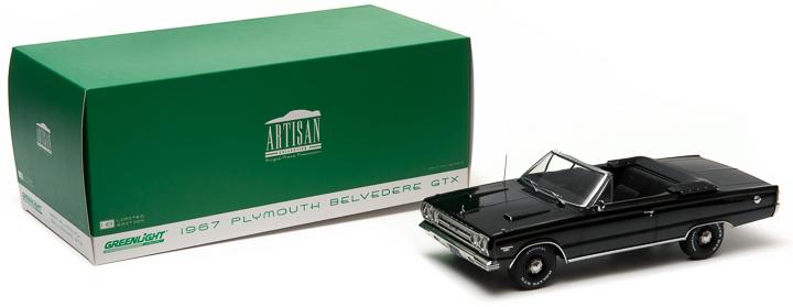 1967 Plymouth Belvedere GTX Convertible