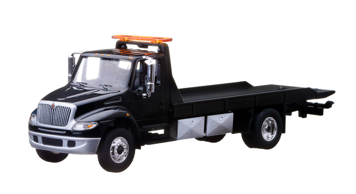 Black Body, Black Flatbed