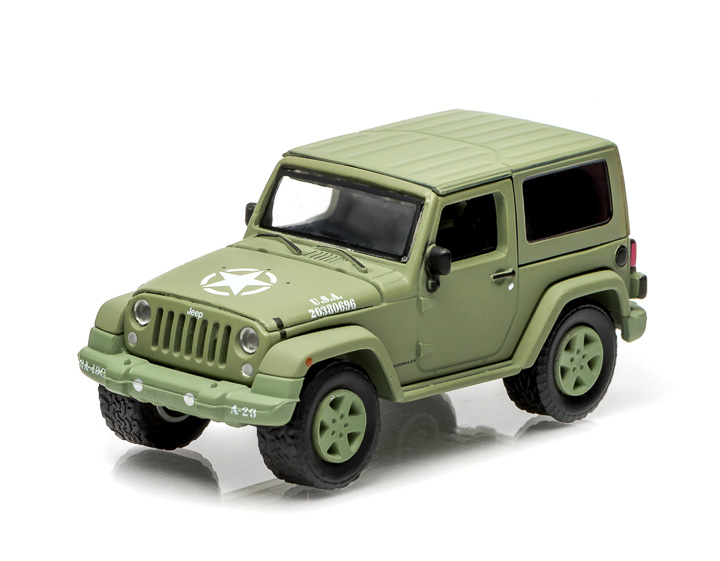 U.S. Army (Hard Top, Light Green) (Hobby Exclusive)
