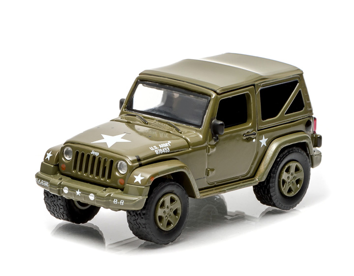 U.S. Army (Soft Top, Dark Green) (Hobby Exclusive)