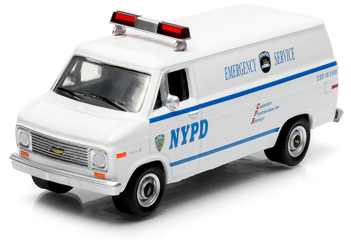 NYPD Emergency Service (Hobby Exclusive)