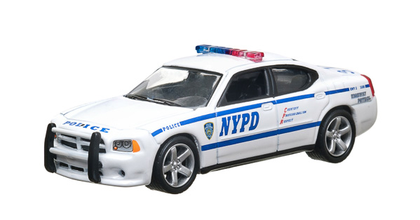 2010 Dodge Charger New York City Police Dept (NYPD)