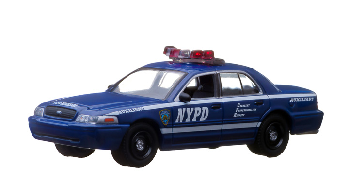 2010 Ford Crown Victoria Police Interceptor New York City Police Depa