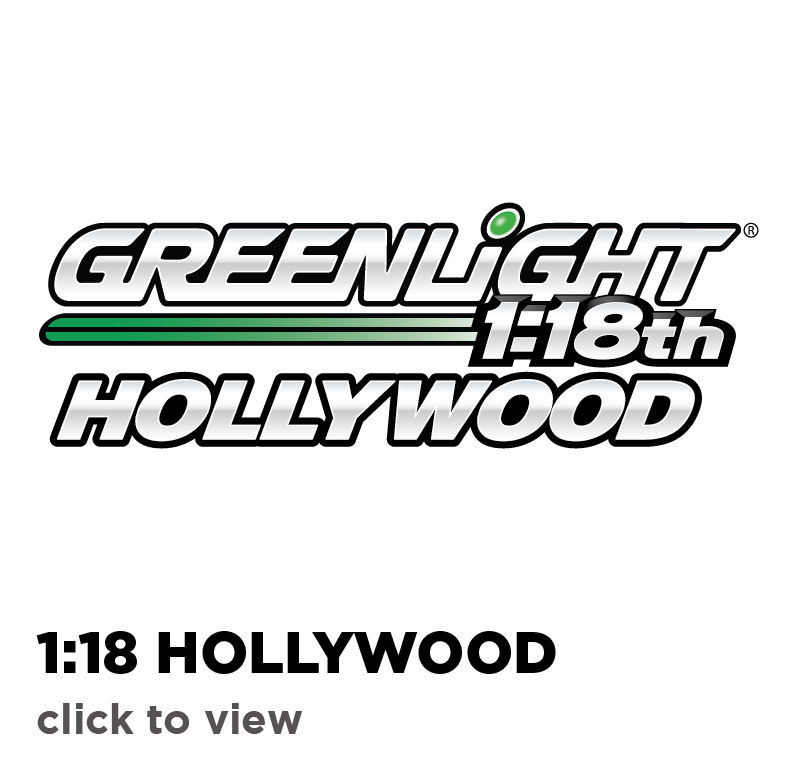 GreenLight 1:18 Hollywood
