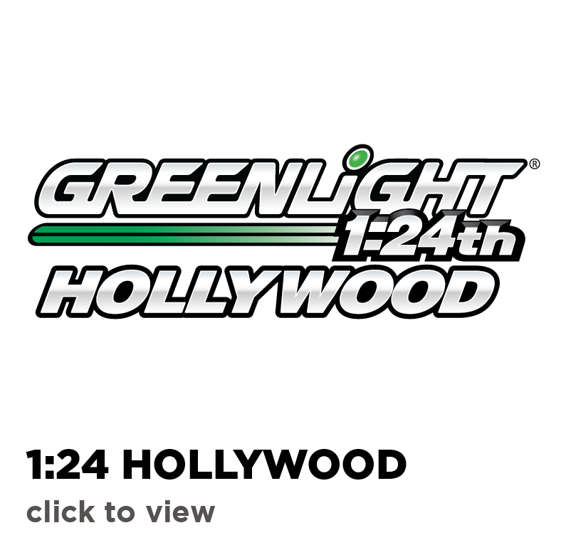 GreenLight 1:24 Hollywood