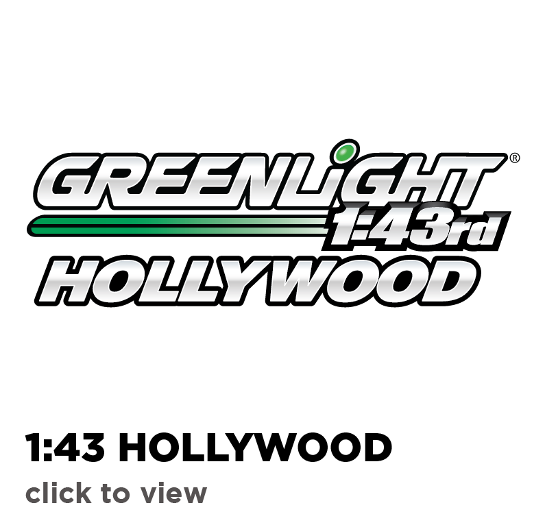 GreenLight 1:43 Hollywood
