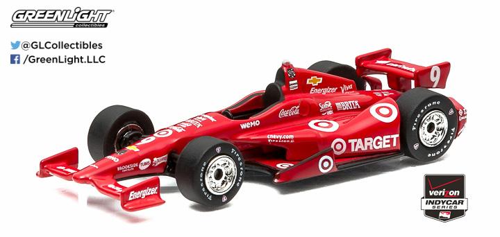10735 - 1:64 2015 #9 Scott Dixon / Chip Ganassi Racing, Target - 2015 #9 Scott Dixon / Chip Ganassi Racing, Target