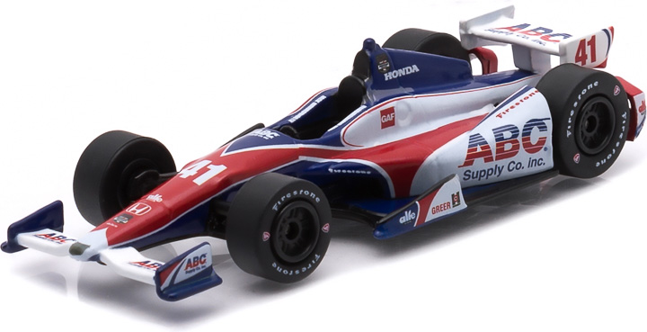10745 - 1:64 2015 #41 Jack Hawksworth / A.J. Foyt Enterprises, ABC Supply - 2015 #41 Jack Hawksworth / A.J. Foyt Enterprises, ABC Supply