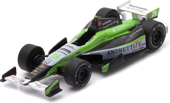 10746 - 1:64 2015 #26 Carlos Munoz / Andretti Autosport - 2015 #26 Carlos Munoz / Andretti Autosport