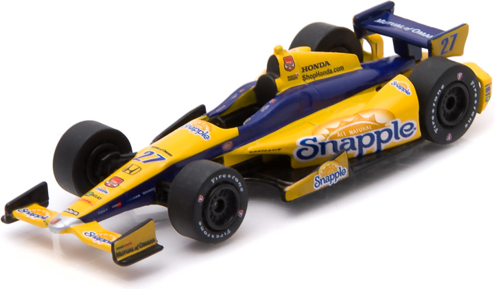 10747 - 1:64 2015 #27 Marco Andretti / Andretti Autosport, Snapple - 2015 #27 Marco Andretti / Andretti Autosport, Snapple