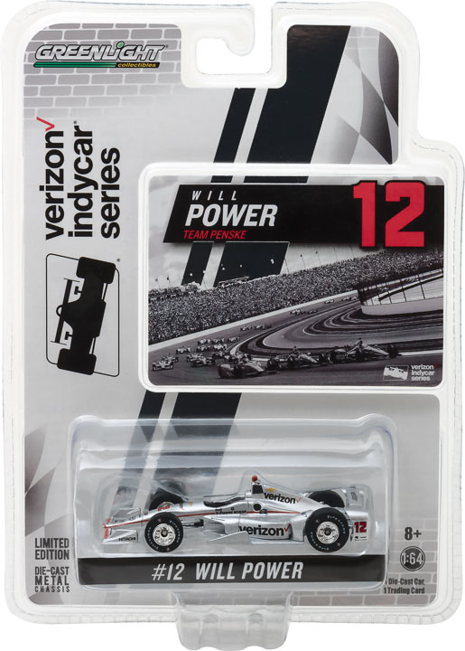 1:64 2017 #12 Will Power / Penske Racing, Verizon