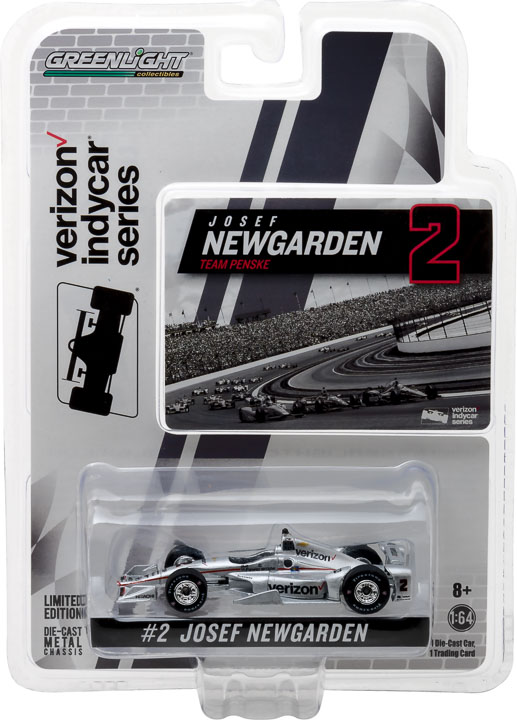 1:64 2017 #2 Josef Newgarden / Penske Racing, Verizon