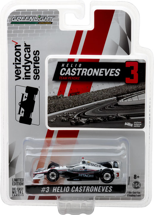1:64 2017 #3 Helio Castroneves / Penske Racing, Hitachi