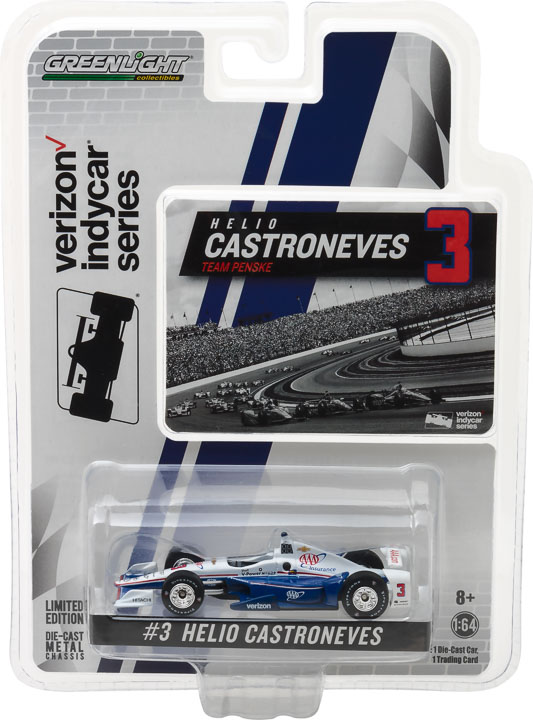 1:64 2017 #3 Helio Castroneves / Penske Racing, AAA