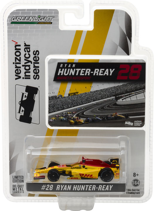 1:64 2017 #28 Ryan Hunter-Reay / Andretti Autosport, DHL