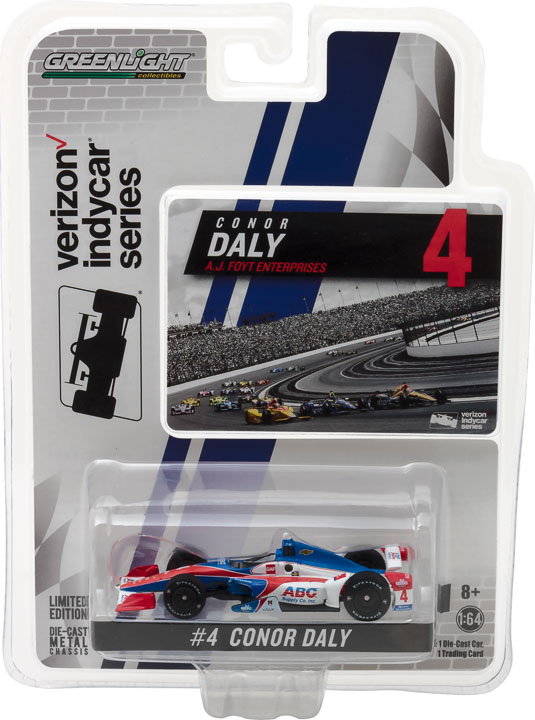 1:64 2017 #4 Conor Daly / A. J. Foyt Enterprises, ABC Supply