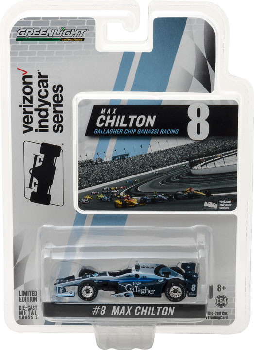 1:64 2017 #8 Max Chilton / Chip Ganassi Racing, Gallagher