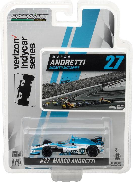 1:64 2017 #27 Marco Andretti / Andretti Autosport, United Fiber & Data
