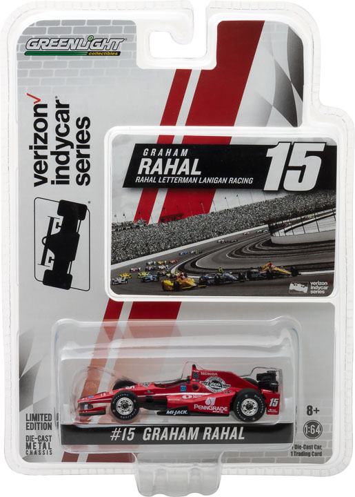 1:64 2017 #15 Graham Rahal / Rahal Letterman Lanigan Racing, Steak 'n Shake