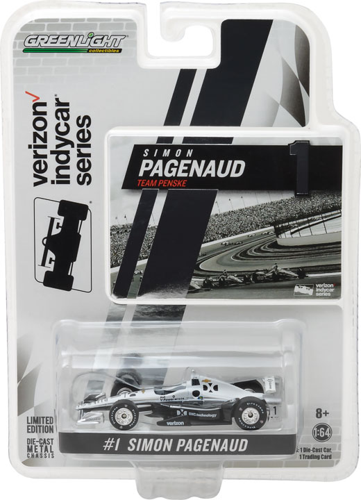 1:64 2017 #1 Simon Pagenaud / Penske Racing, DXC Technology