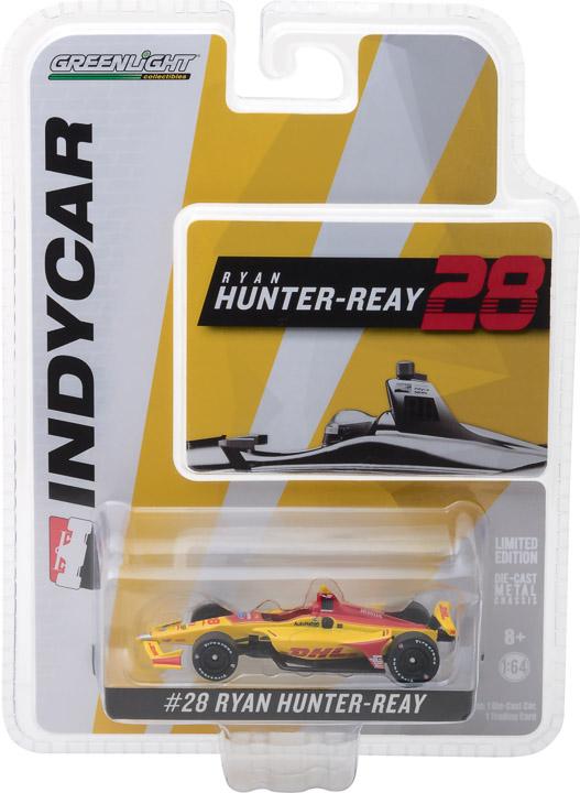 10800 - 1:64 2018 #28 Ryan Hunter-Reay / Andretti Autosport, DHL