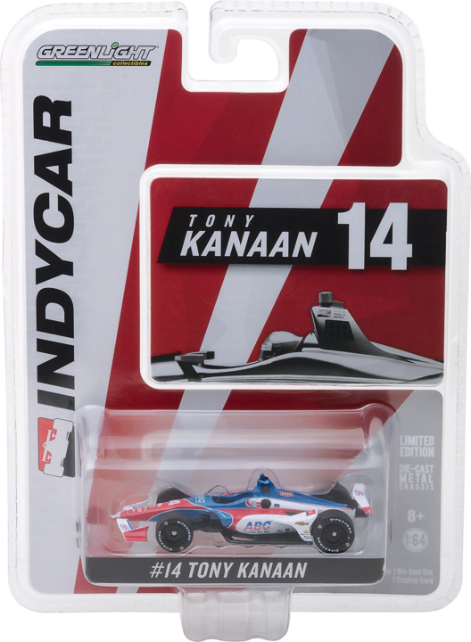 10801 - 1:64 2018 #14 Tony Kanaan / A. J. Foyt Enterprises, ABC Supply