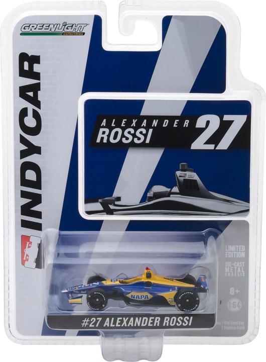 10803 - 1:64 2018 #27 Alexander Rossi / Andretti Autosport, NAPA Auto Parts
