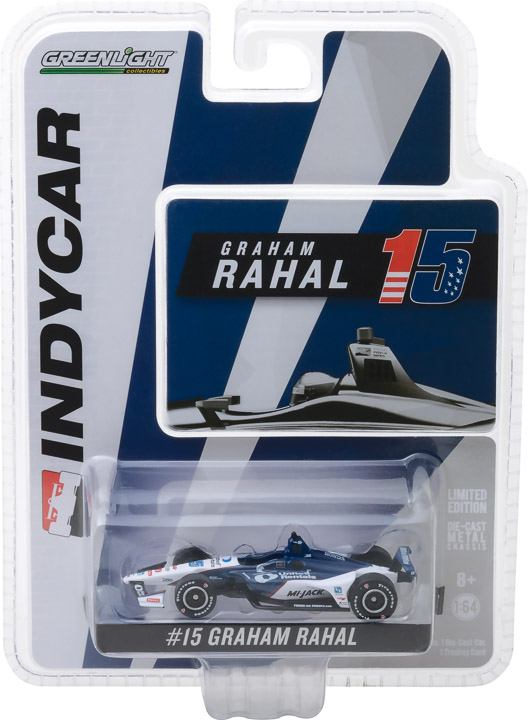 10804 - 1:64 2018 #15 Graham Rahal / Rahal Letterman Lanigan Racing, United Rentals