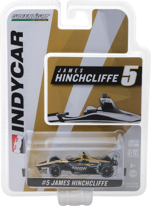 10812 - 1:64 2018 #5 James Hinchcliffe / Schmidt Peterson Motorsports, Arrow