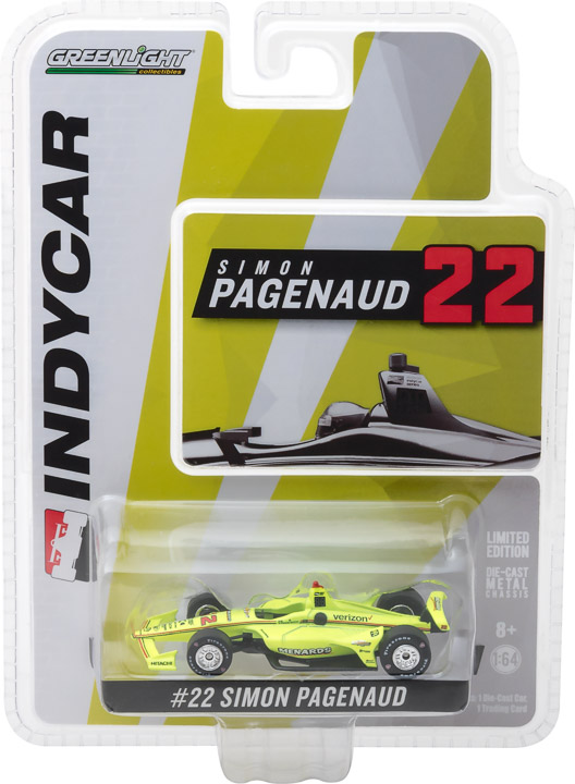 10809 - 1:64 2018 #22 Simon Pagenaud / Team Penske, Menards
