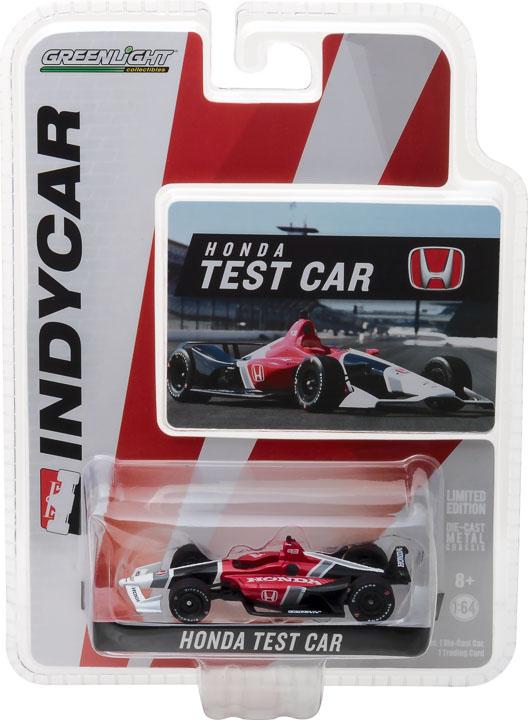 10812 - 1:64 2018 Honda Dallara Universal Aero Kit Test IndyCar