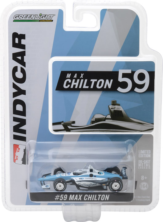 10813 - 1:64 2018 #59 Max Chilton / Carlin, Gallagher
