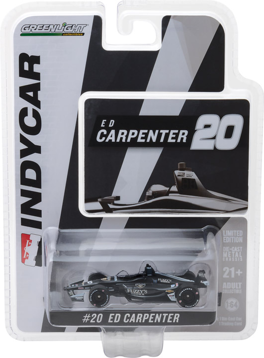 10817 - 1:64 2018 #20 Ed Carpenter / Ed Carpenter Racing, Fuzzy's Vodka