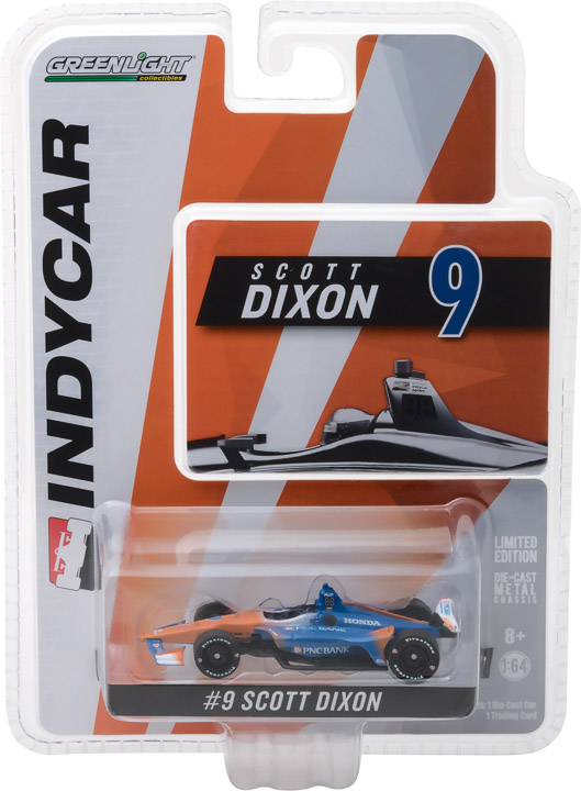 10819 - 1:64 2018 #9 Scott Dixon / Chip Ganassi Racing, PNC Bank