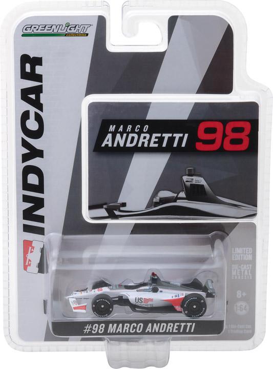 10821 - 1:64 2018 #98 Marco Andretti / Andretti Autosport, US Concrete