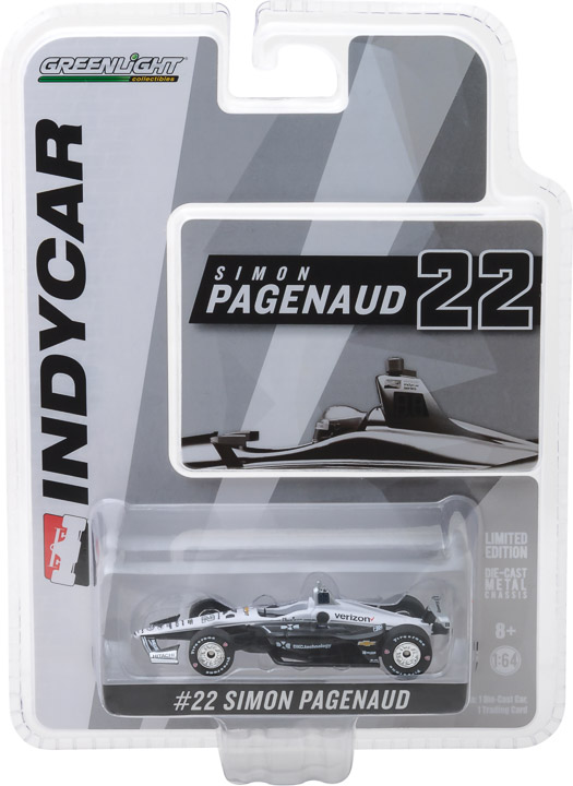 10822 - 1:64 2018 #22 Simon Pagenaud / Team Penske, DXC Technology