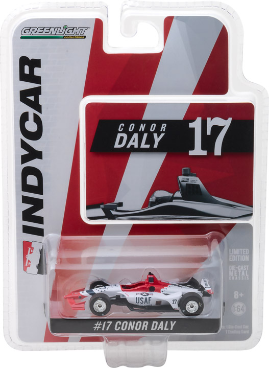 10824 - 1:64 2018 #17 Conor Daly / Dale Coyne Racing with Thom Burns Racing, U.S. Air Force