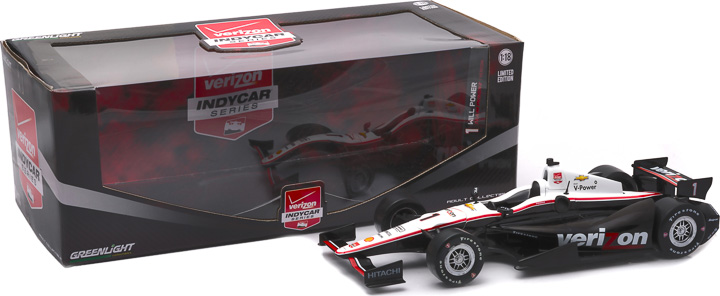 10963 - 1:18 2015 #1 Will Power / Penske Racing, Verizon - 2015 #1 Will Power / Penske Racing, Verizon