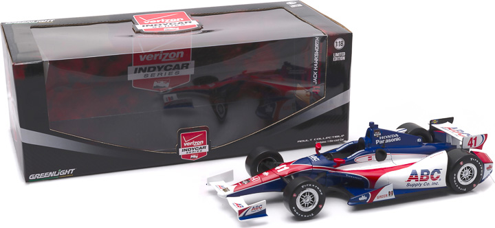 10969 - 1:18 2015 #41 Jack Hawksworth / A.J. Foyt Enterprises, ABC Supply - 2015 #41 Jack Hawksworth / A.J. Foyt Enterprises, ABC Supply