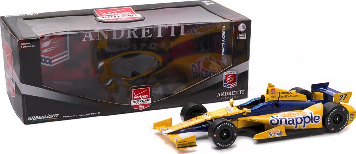 10971 - 1:18 2015 #27 Marco Andretti / Andretti Autosport, Snapple - 2015 #27 Marco Andretti / Andretti Autosport, Snapple