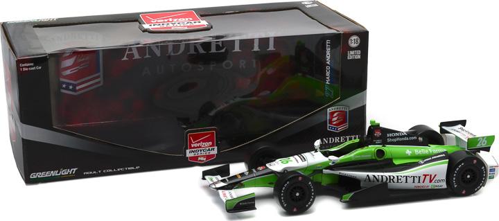 10972 - 1:18 2015 #26 Carlos Munoz / Andretti Autosport - 2015 #26 Carlos Munoz / Andretti Autosport