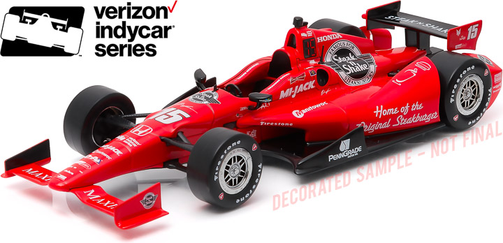 10981 - 1:18 2016 #15 Graham Rahal / Rahal Letterman Lanigan Racing, Steak 'n Shake - 2016 #15 Graham Rahal / Rahal Letterman Lanigan Racing, Steak 'n Shake