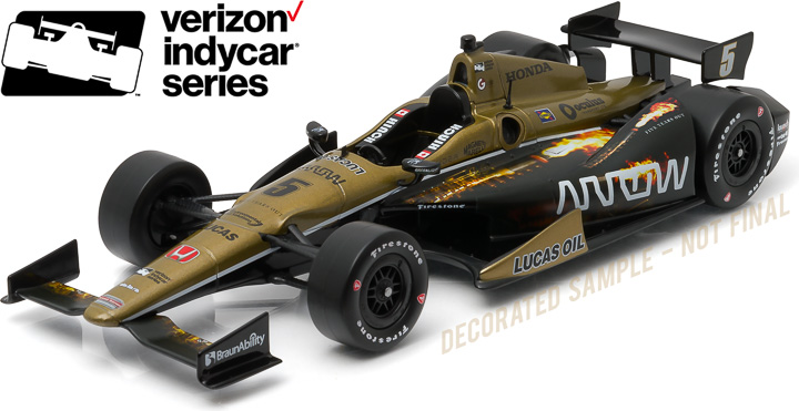10983 - 1:18 2016 #5 James Hinchcliffe / Schmidt Peterson Motorsports, Arrow - 2016 #5 James Hinchcliffe / Schmidt Peterson Motorsports, Arrow