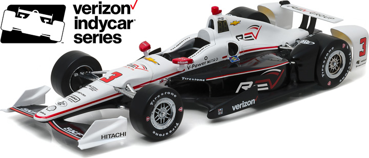 10994 - 1:18 2016 #3 Helio Castroneves / Penske Racing, REV Recreation Group - 2016 #3 Helio Castroneves / Penske Racing, REV Recreation Group